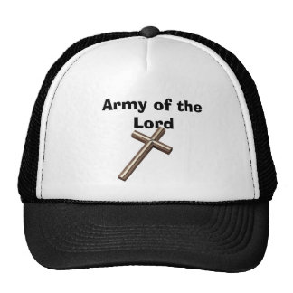 Army of the Loed Hat