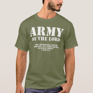 Army of the Lord T-Shirt