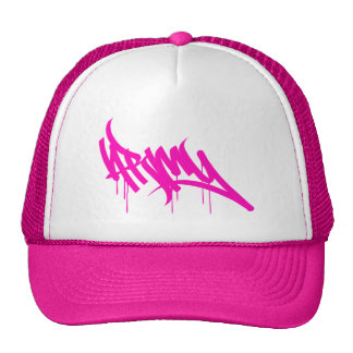Army Pink Trucker Cap Trucker Hat
