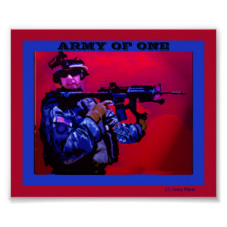 Army Poster