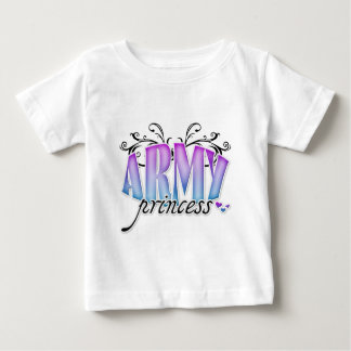 Army Princess Baby T-Shirt