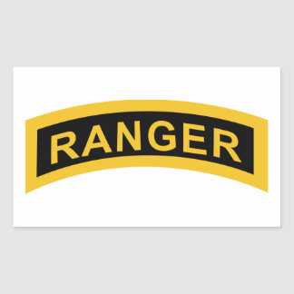 Army Ranger Tab Sticker