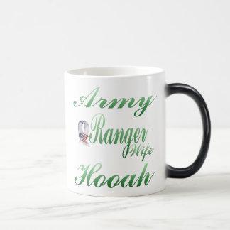 army ranger wife morphing mug