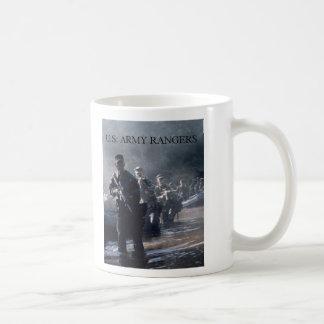 Army Rangers Basic White Mug