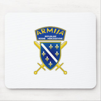 Army Republic Bosnia Hercegovina Mouse Pad
