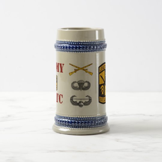 Army ROTC Beer Stein