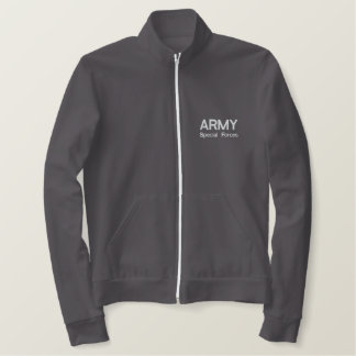 ARMY, Special Forces Embroidered Jacket