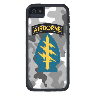 Army Special Forces Green Berets iPhone 5 Case
