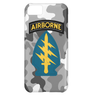 Army Special Forces Green Berets Cover For iPhone 5C