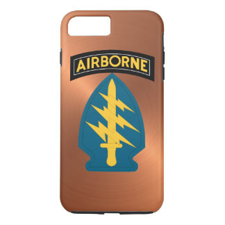 "Army Special Forces ""Green Berets"" iPhone 7 Plus Case"