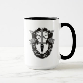 Army Special Forces Group SFG SF veterans vets Mug
