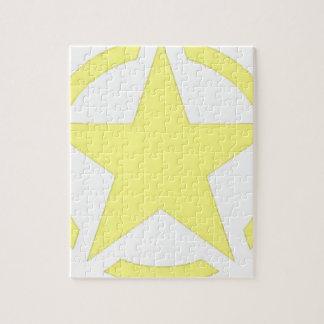 army star jigsaw puzzle