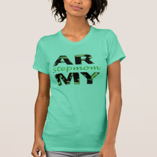 Army stepmom T-Shirt