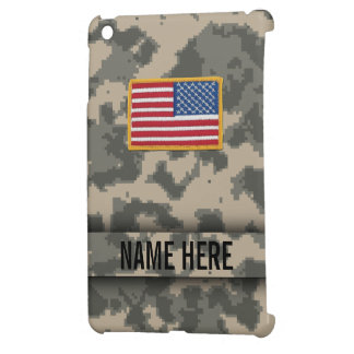 Army Style Digital Camouflage iPad Mini iPad Mini Case