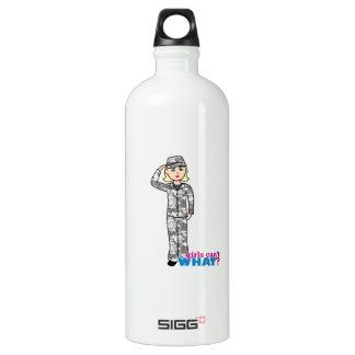 Army Urban Camo Light Blonde SIGG Traveler 1.0L Water Bottle