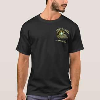 Army Veteran - 2nd ACR M551 T-Shirt