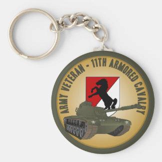 Army Veteran - M-48 Keychain