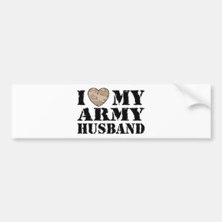 Army Wife Bumper Stickers