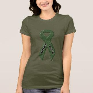 Army Wife Camo T-Shirt
