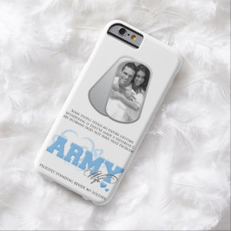 Army Wife Dog Tags Photo iPhone 5 Case