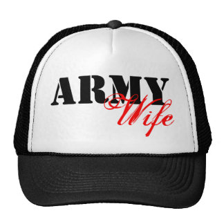 'Army Wife' Hat