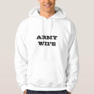 ARMY WIFE HOODY