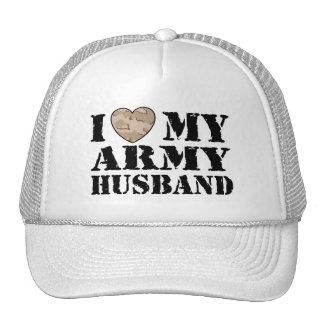 Army Wife Trucker Hat