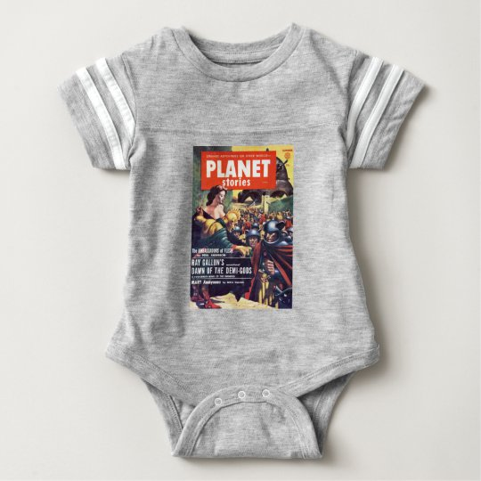 Army with Funn y Helmets Baby Bodysuit