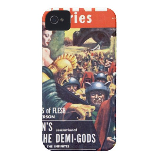 Army with Funn y Helmets iPhone 4 Covers