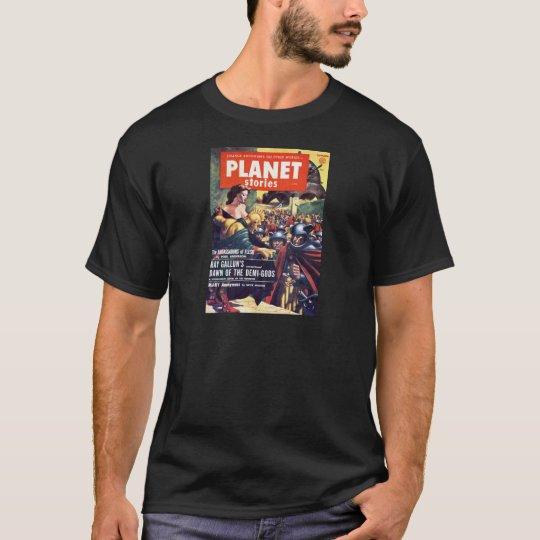 Army with Funn y Helmets T-Shirt