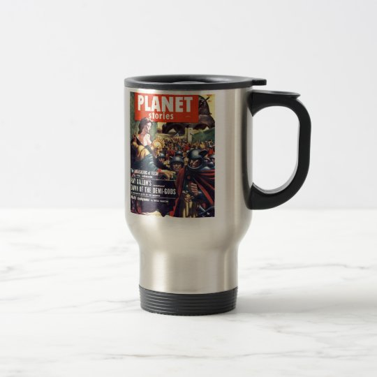 Army with Funn y Helmets Travel Mug