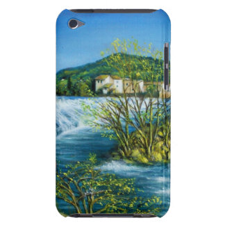 ARNO RIVER AT ROVEZZANO Florence Italy iPod Case-Mate Case