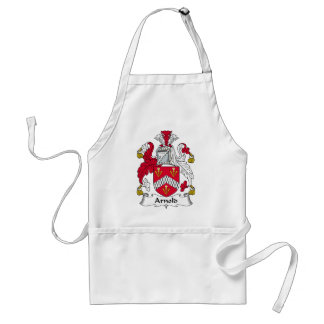 Arnold Family Crest Standard Apron