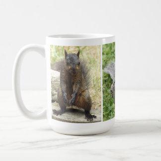 Arnold Road Animals 15oz Mug, 2 Squirrels Coffee Mug
