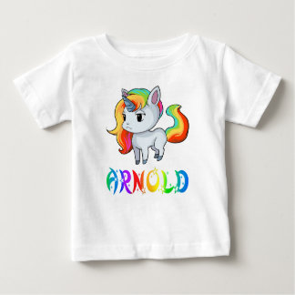 Arnold Unicorn Baby T-Shirt