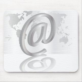 arobase2 mouse pad