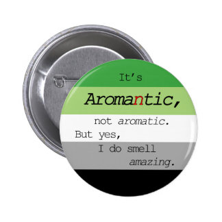 Aromantic/Aromatic Pin