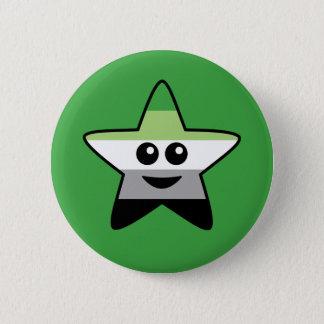 Aromantic Star Button