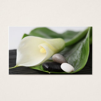 Aromatherapy Business Card