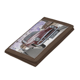 Aronde Tri-fold Wallets