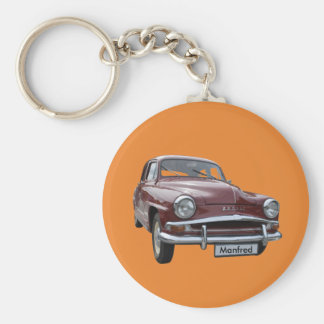 Aronde with names keychain