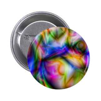 Arora Borialus Marbleized Colours 2 Inch Round Button