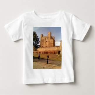 Around Britain,    Rochester castle Baby T-Shirt