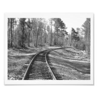 Around the Bend Photo Print