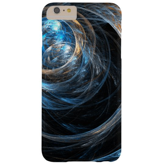 Around the World Abstract Art Barely There iPhone 6 Plus Case