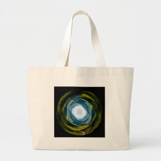 Around the World Large Tote Bag