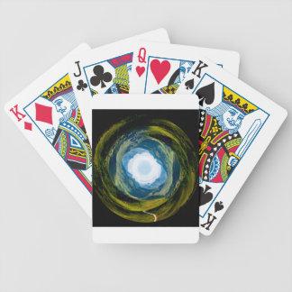 Around the World Poker Deck