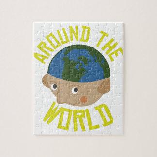 Around the World Puzzles