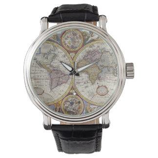 Around The World Watch
