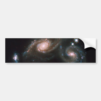 Arp 274 Galaxies NASA Space Bumper Stickers